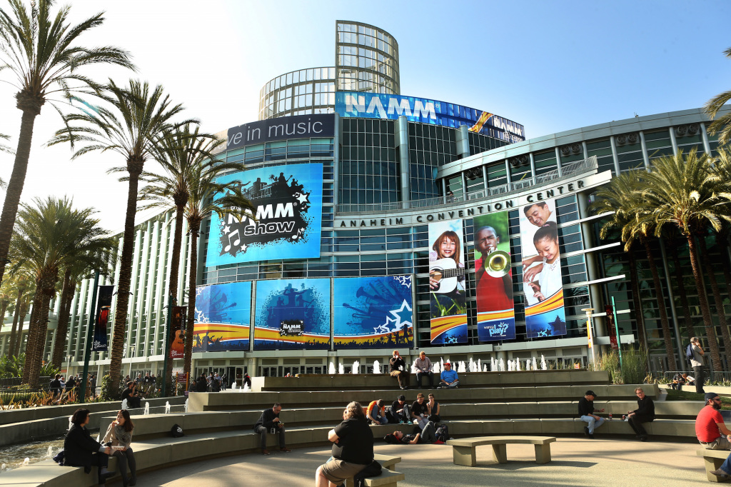 2015 NAMM Show - Media Preview Day